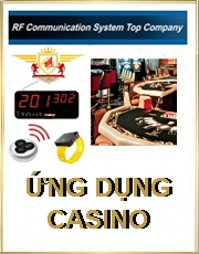 Hệ thống gọi phục vụ không dây Casino